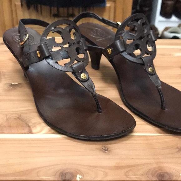 "dd014156119 Size 8M Tory Burch ""Holly"" Sandals"
